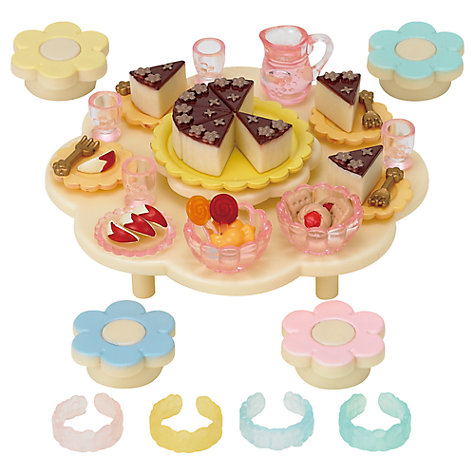 Buy Sylvanian Families Nursery Party Set Online At Johnlewis