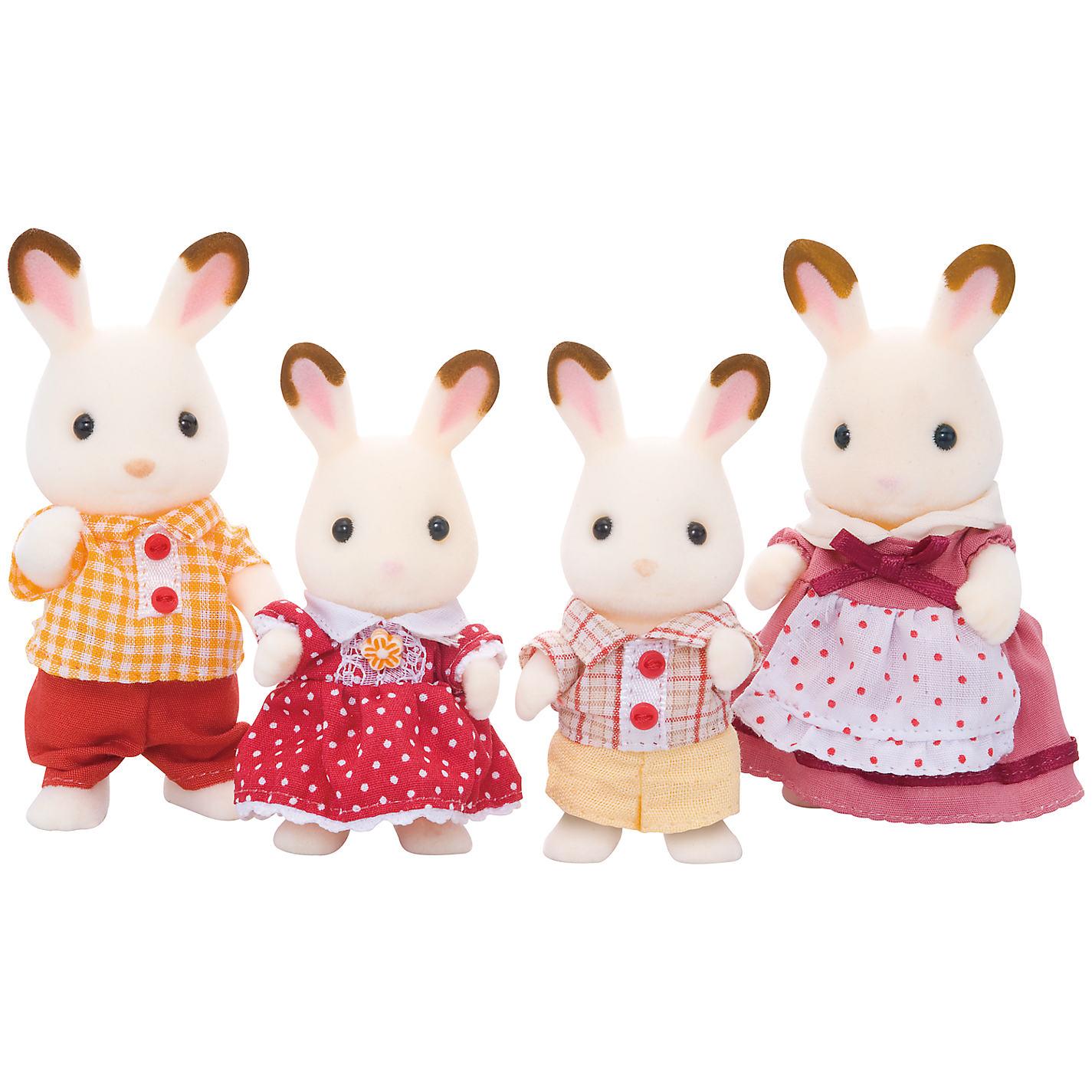 Sylvanian families easter toys gifts john lewis buy sylvanian families chocolate rabbit family online at johnlewis negle Choice Image