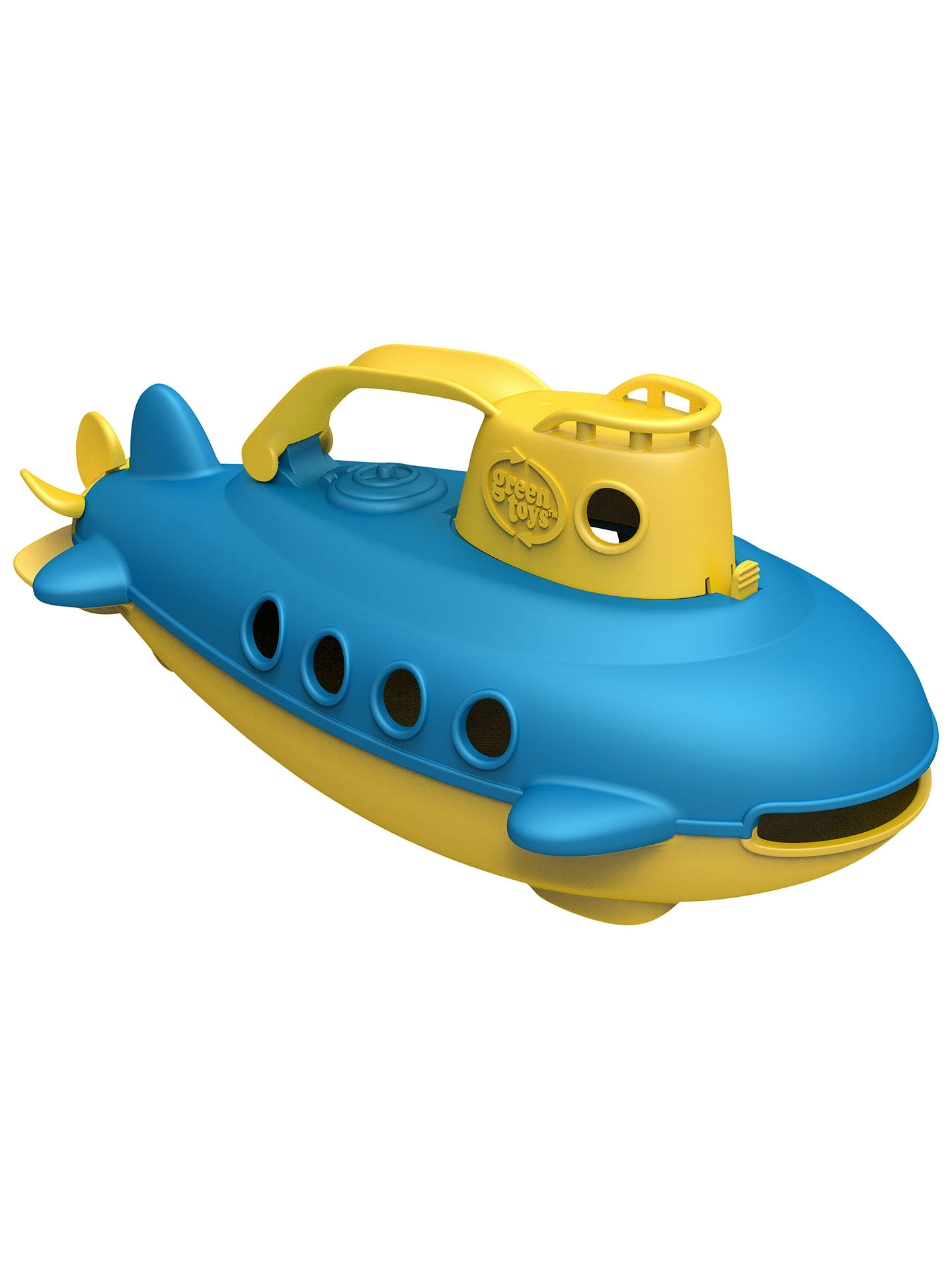 Buy Green Toys Submarine, Assorted Online at johnlewis.com