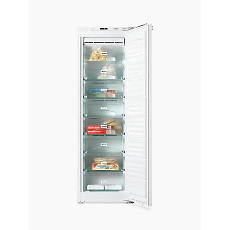 Buy Miele Fns 37402 I Tall Integrated Freezer A Energy