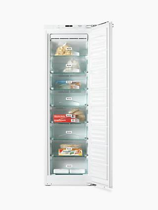 Miele FNS37402i Tall Integrated Freezer, A++ Energy Rating, 56-57cm Wide