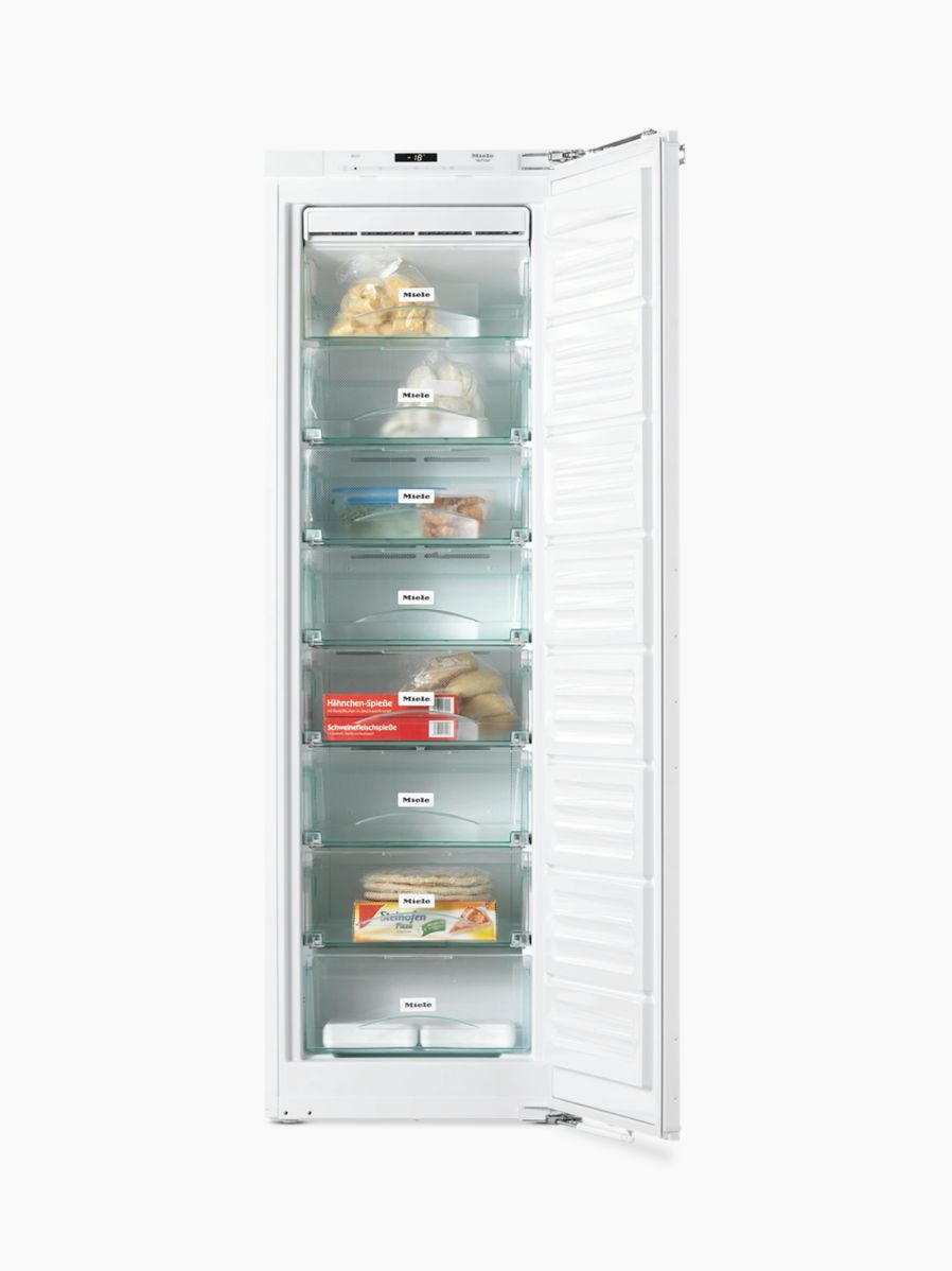 Miele Miele FNS 37402 I Tall Integrated Freezer, A++ Energy Rating, 56-57cm Wide