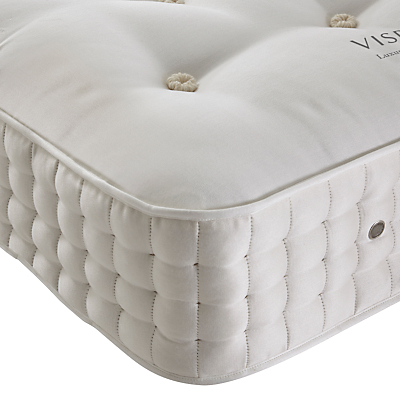 Vispring Chatsworth Superb Mattress, Medium, Single