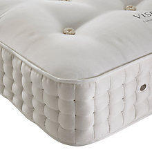 Buy Vispring Melford Superb Mattress, Medium, Small Double Online at johnlewis.com