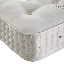 Buy Vispring Salcombe Superb Mattress, Medium, Extra Long Single Online at johnlewis.com