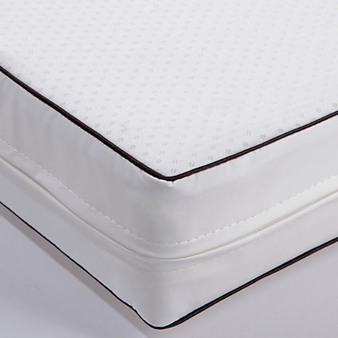 John Lewis Spring Cotbed Mattress 140 X 70cm Online At Johnlewis