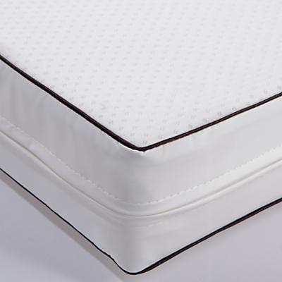 John Lewis Dual Purpose Pocket Spring Cotbed Mattress, 132 x 70cm