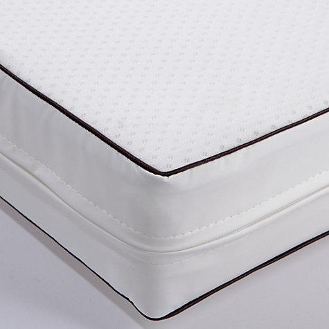 John Lewis Pocket Spring Cotbed Mattress 140 X 70cm Online At Johnlewis