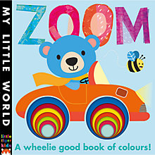 Buy Zoom: A Wheelie Good Book of Colours Online at johnlewis.com