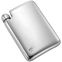Buy Royal Selangor Eric Magnussen Hipflask Online at johnlewis.com