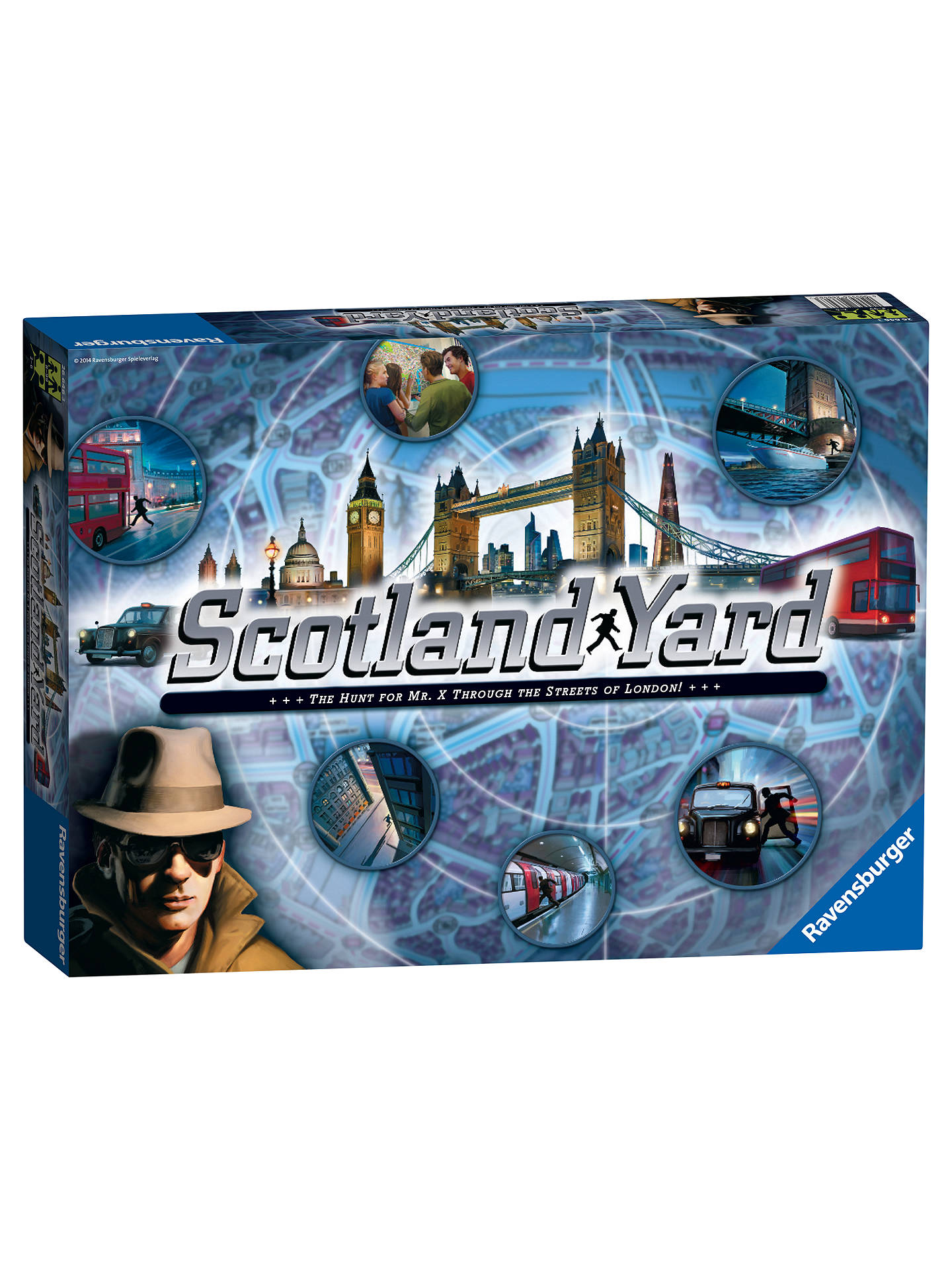 BuyRavensburger Scotland Yard Board Game Online at johnlewis.com