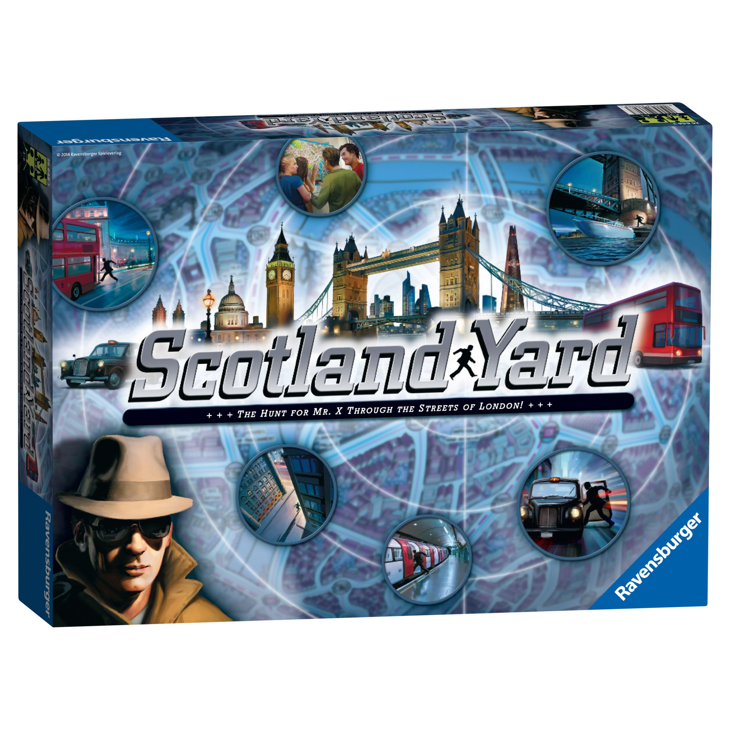 Ravensburger Ravensburger Scotland Yard Board Game