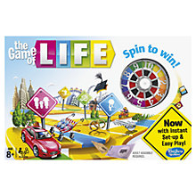 Buy The Game Of Life Game Online at johnlewis.com