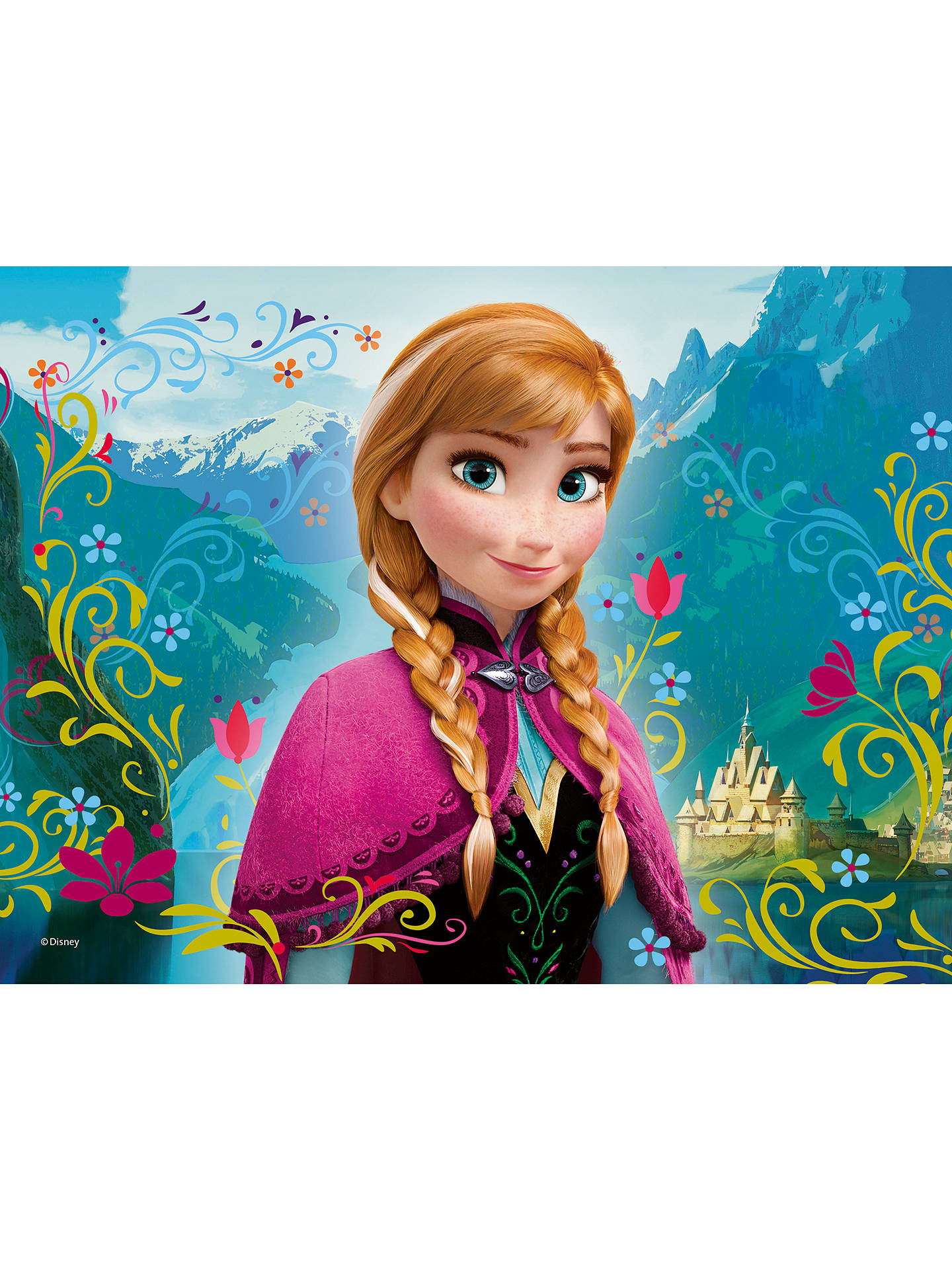 BuyRavensburger Disney Frozen Jigsaw Puzzle, Box of 4 Online at johnlewis.com