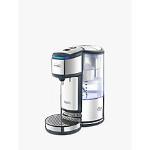 Buy Breville VKJ367 Brita Filter Hot Cup, Stainless Steel Online at johnlewis.com