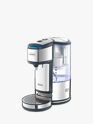 Breville VKJ367 Brita Filter Hot Cup, Stainless Steel