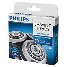 Buy Philips SH90/50 Shaving Head 3 Pack Online at johnlewis.com