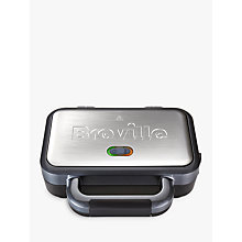 Buy Breville VST041 Deep Fill Sandwich Toaster Online at johnlewis.com
