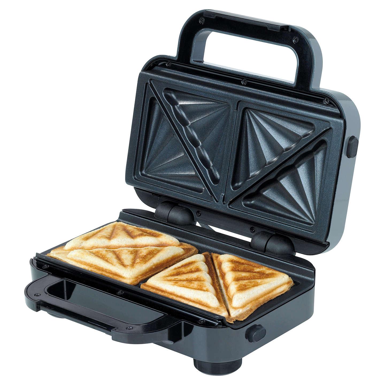 breville vst041 deep fill sandwich toaster at john lewis. Black Bedroom Furniture Sets. Home Design Ideas