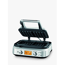 Buy Sage by Heston Blumenthal The Smart Waffle™ Iron Online at johnlewis.com