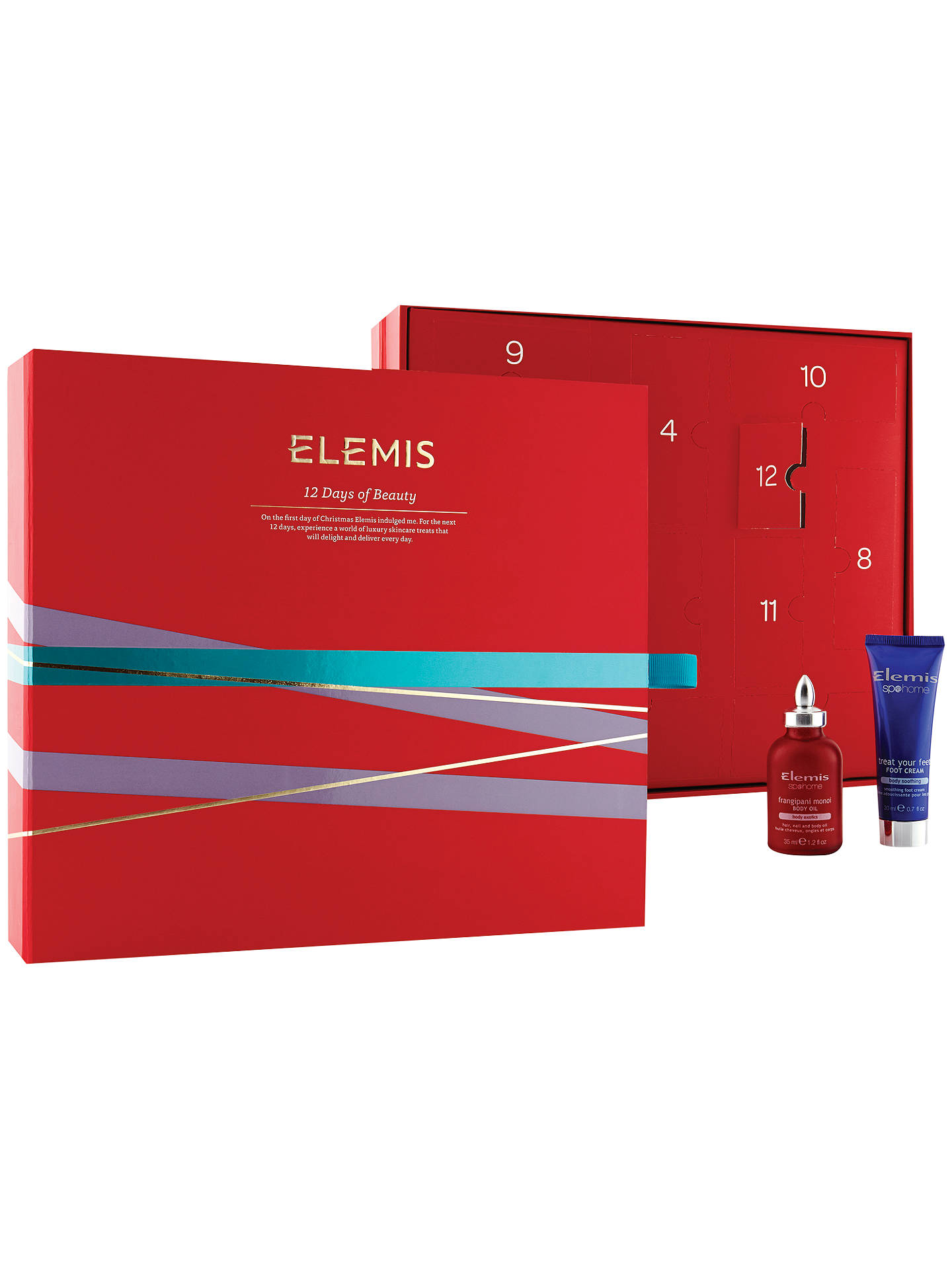 Buy Elemis 12 Days Of Beauty Gift Set Online at johnlewis.com