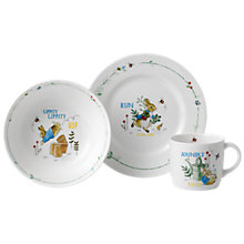 Buy Beatrix Potter Peter Rabbit Wedgwood Good Little Bunnies Single Handled Mug Online at johnlewis.com