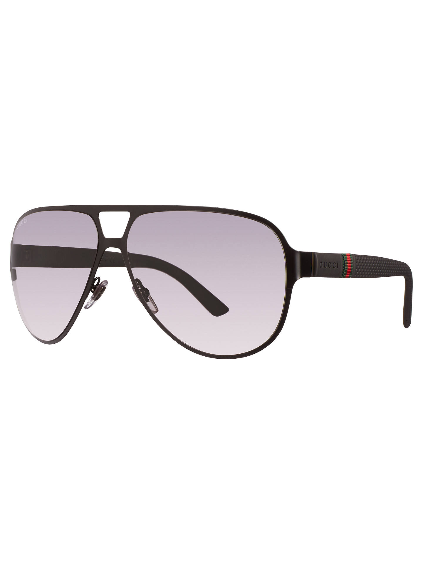 11d64686397 Gucci GG2252 S Matte Sunglasses at John Lewis   Partners