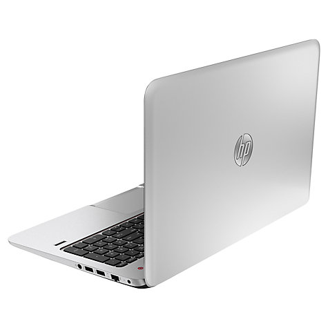 "Buy HP Envy TouchSmart 15-j143na Laptop, Intel Core i7, 12GB RAM, 1TB, 15.6"" Touch Screen, Silver Online at johnlewis.com"