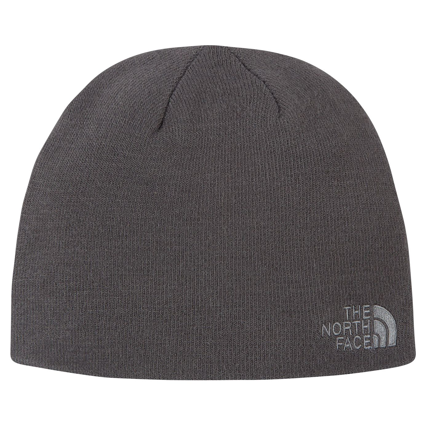 1caac3a79 The North Face Gateway Beanie, One Size, Grey at John Lewis & Partners