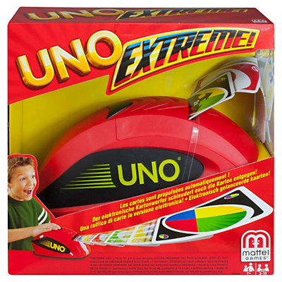 Uno Extreme Game