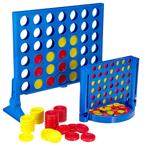 Buy Connect 4 Game. Twin Pack Online at johnlewis.com