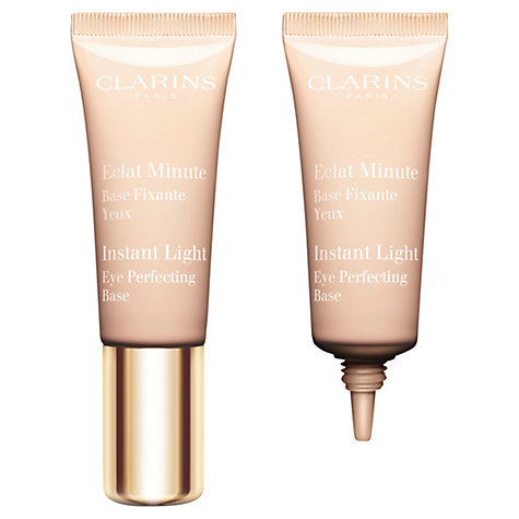 Buy Clarins Instant Light Eye Perfecting Base, 10ml Online at johnlewis.com