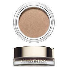 Buy Clarins Ombre Matte Cream Eyeshadow Online at johnlewis.com
