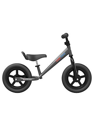 Kiddimoto Super Junior Balance Bike, Black