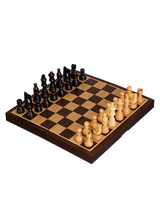 Buy John Lewis & Partners Classic Chess Set, Small Online at johnlewis.com