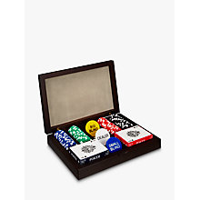 Buy John Lewis Classic Poker Set Online at johnlewis.com