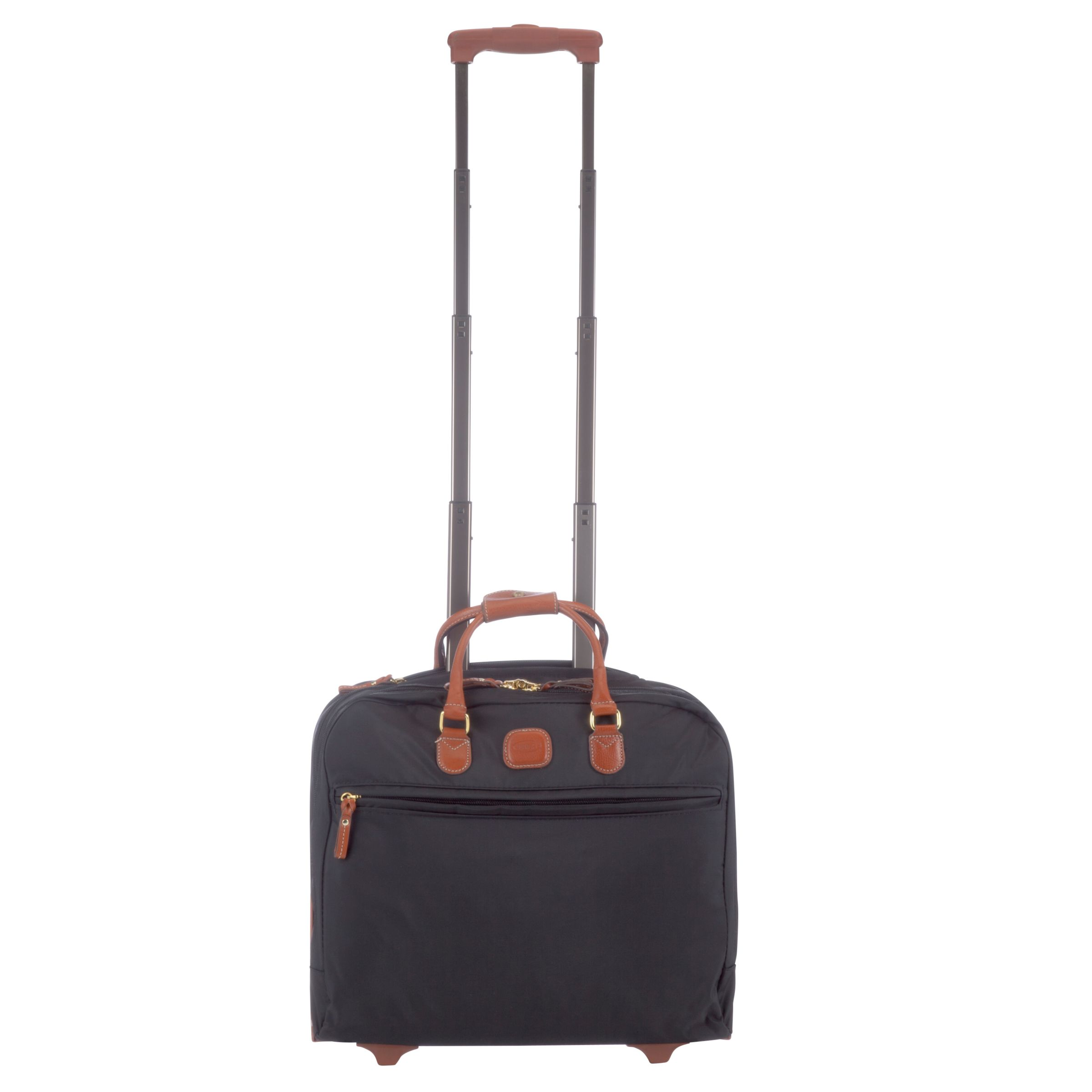 Bric's Bric's X-Travel Business Briefcase, Black