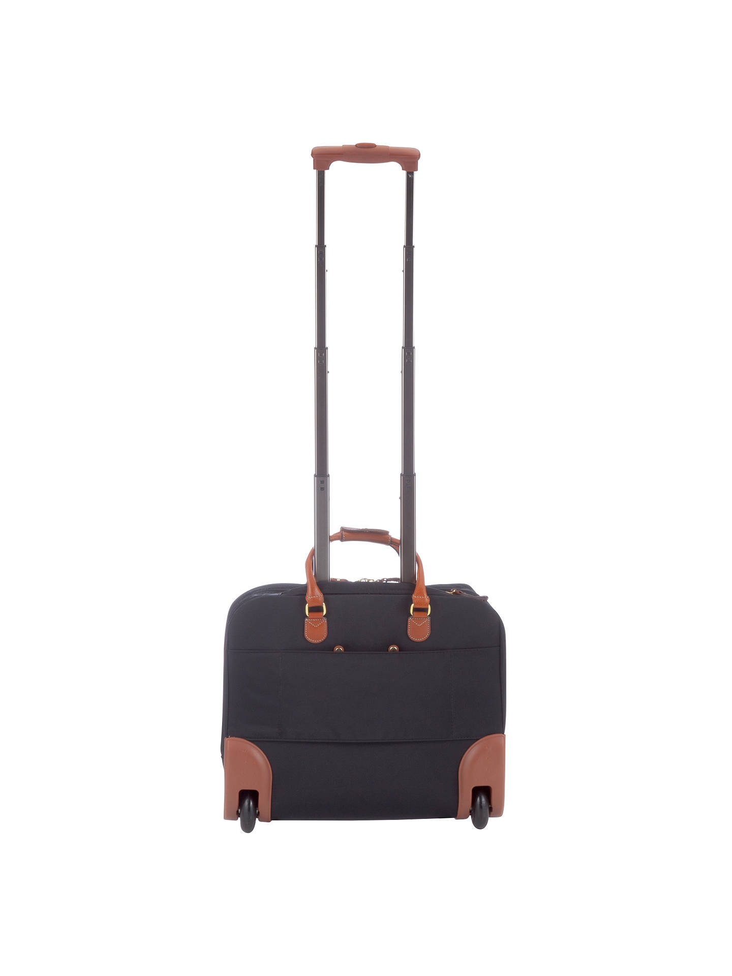BuyBric's X-Travel Business Briefcase, Black Online at johnlewis.com