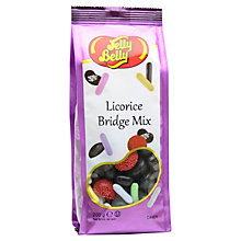 Buy Jelly Belly Liquorice Bridge Mix Bag, 191g Online at johnlewis.com