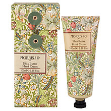 Buy Heathcote & Ivory Morris & Co Golden Lily Hand Cream, 100ml Online at johnlewis.com