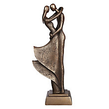 Buy Frith Sculpture Strictly Ballroom, by Mitko Kavrikov Online at johnlewis.com