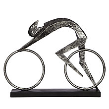 Buy Libra Abstract Cyclist Sculpture Online at johnlewis.com