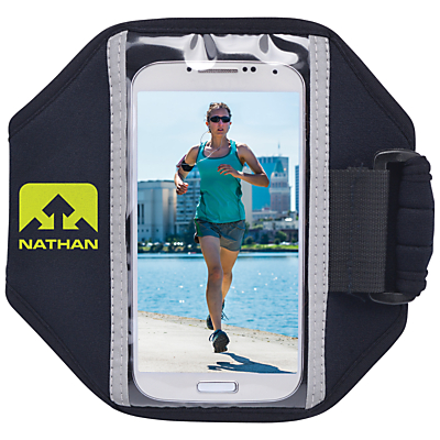 Nathan iPhone/Samsung Phone Running Armband, Black Sulphur Spring