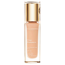 Buy Clarins True Radiance Foundation Online at johnlewis.com
