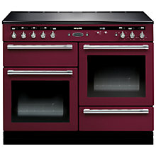 Buy Rangemaster Hi-LITE 110 Induction Hob Range Cooker Online at johnlewis.com