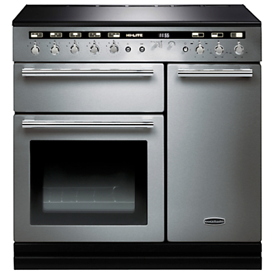 Rangemaster Hi-LITE 90 Induction Hob Range Cooker