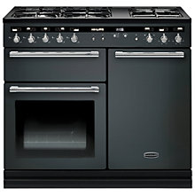 Buy Rangemaster Hi-LITE 100 Dual Fuel Range Cooker Online at johnlewis.com