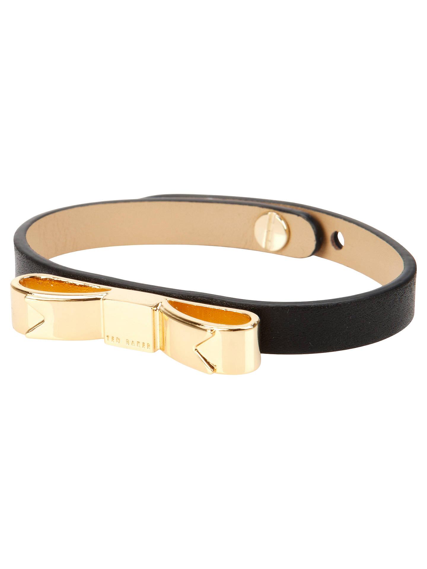 068dc03d69a0 Ted Baker Bowena Bow Bracelet at John Lewis   Partners