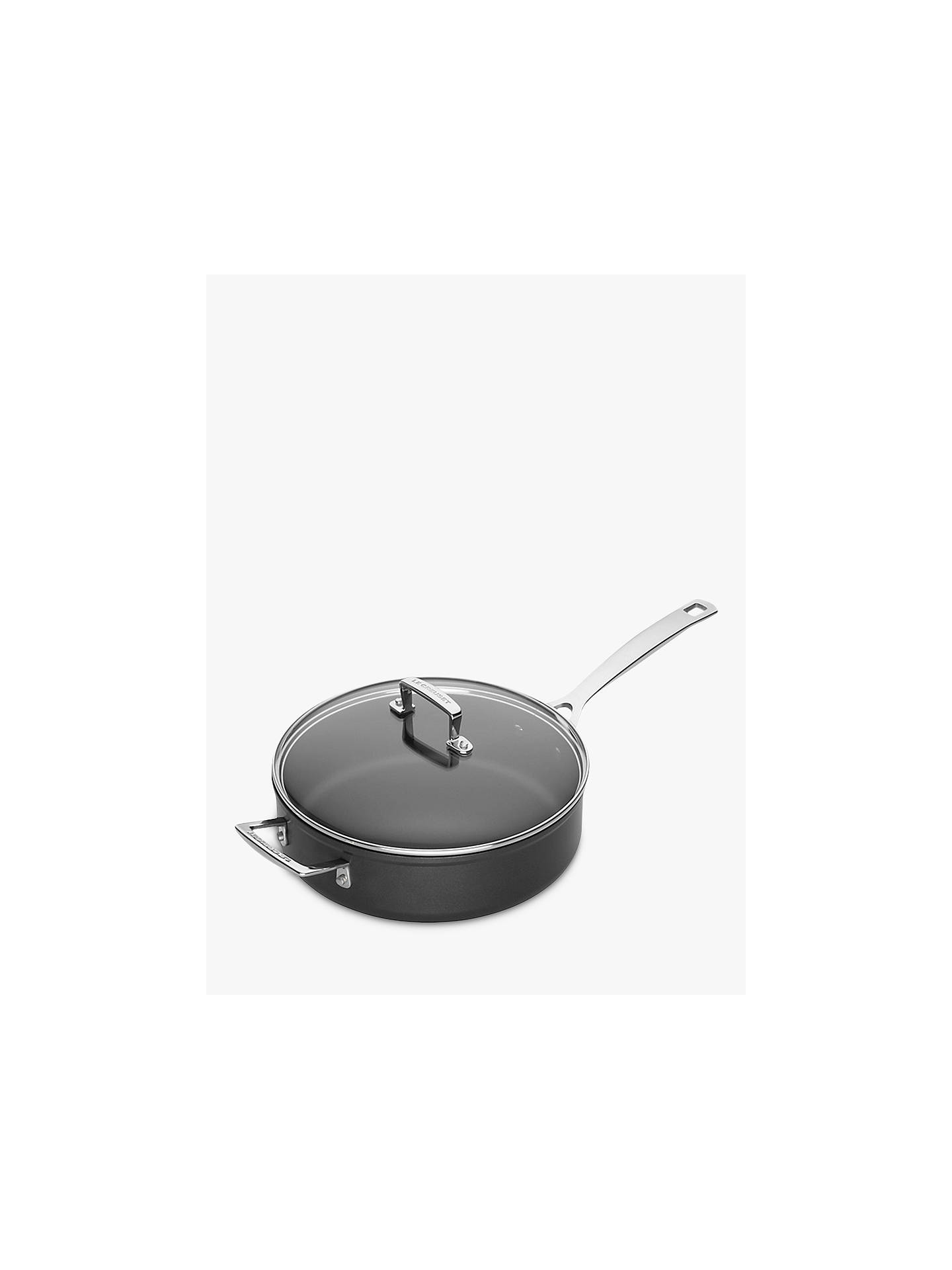 Buy Le Creuset Toughened Non-Stick 26cm Saute Pan Online at johnlewis.com