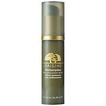 Buy Origins Plantscription™ Serum Online at johnlewis.com